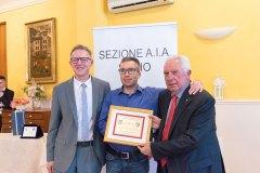 Michele Dalla Vecchia, Paolo Cacciavillan e Antonio Spillare