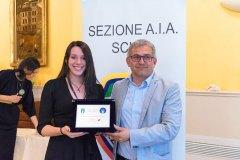 Sara Resistente e Alessandro Costalunga