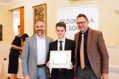Massimo Biasutto, Paolo Miglioranza e Aldo Munarini