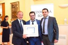 Mauro De Coppi, Luca Bizzotto e Daniel Borgo