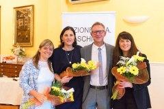 Laura Anni, Anna De Toni, Michele Dalla Vecchia e Chiara Ferrante