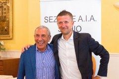 Mario Gennaro e Daniele Orsato