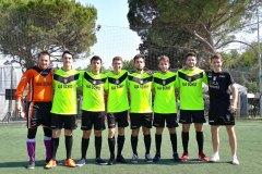 La squadra di Calcio a 5 vincitrice del torneo