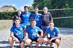 La squadra del beach volley