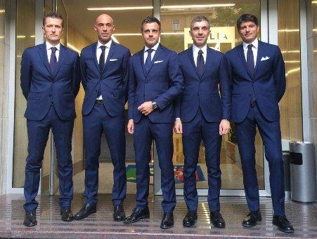 La squadra italiana ad Euro 2016
