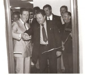 1982 Inaugurazione della Sezione