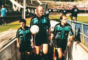 Emanuele Zenere arbitro CAN-C