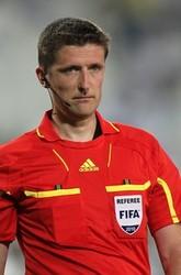 L'arbitro Internazionale Daniele Orsato