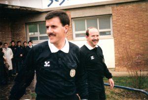 Roberto Bortoli arbitro CAN-C