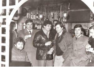 Un dopo riunione negli anni 80