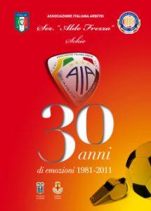 Il logo del Trentennale