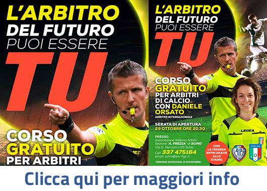 DIVENTA ARBITRO FIGC
